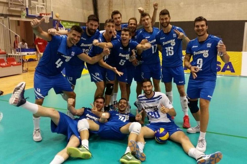 European League: Μια ανάσα από το Final 4 η Ελλάδα!!!