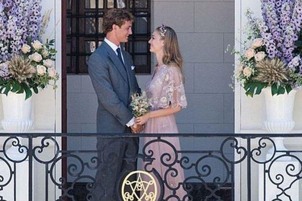 Παραμυθένιος πριγκιπικός γάμος στο Μονακό! (φωτό)