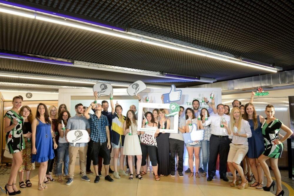 Ελληνική δημιουργικότητα στην επόμενη παγκόσμια καμπάνια της Heineken! (photos)