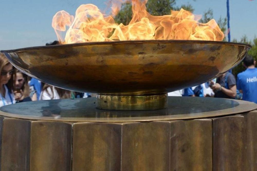Οι Έφηβοι άνοιξαν την αυλαία στο Ολυμπιακό Φεστιβάλ Ευρωπαϊκής Νεότητας