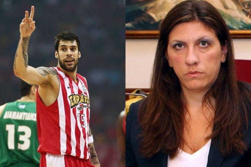 Ο Πρίντεζης αγκαλιά… με την Κωνσταντοπούλου! (video)