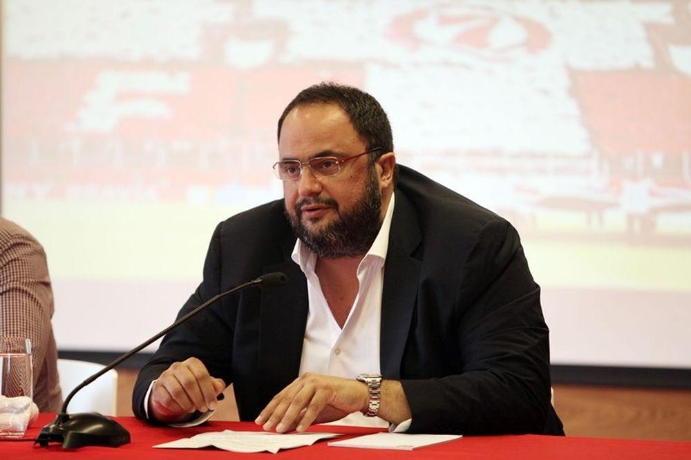 Οριστική απαλλαγή για Μαρινάκη για το 2011