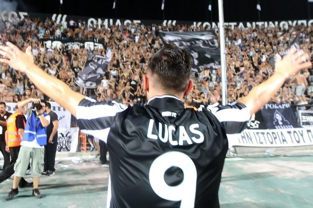 ΠΑΟΚ: «Δεν φεύγει ο Λούκας»
