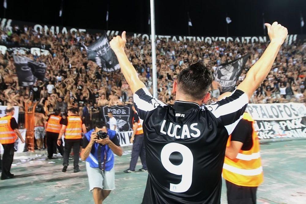 ΠΑΟΚ: Στην Ισπανία ο Λούκας!