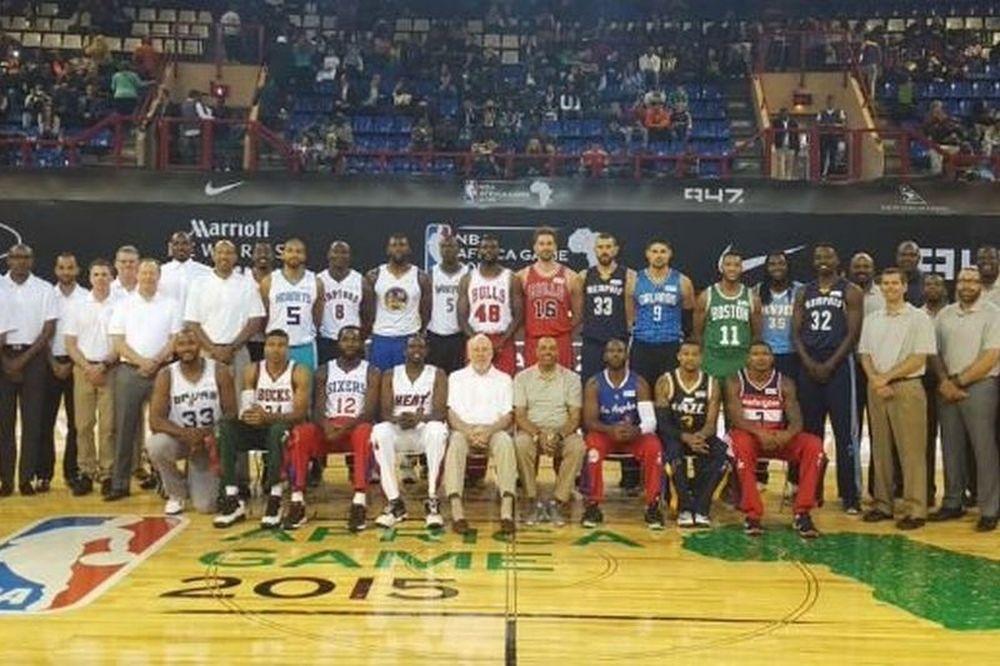 Σούπερ Αντετοκούνμπο στο Team Africa vs Team World (video)