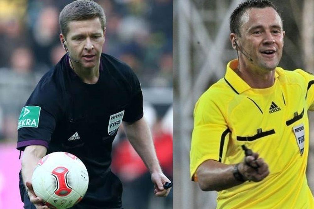 Europa League: Οι διαιτητές για ΠΑΟΚ και Ατρόμητο