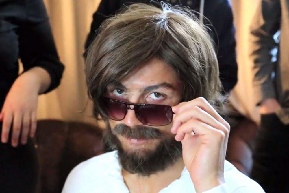 Τους τρέλανε όλους ο «άστεγος» Ρονάλντο! (video)