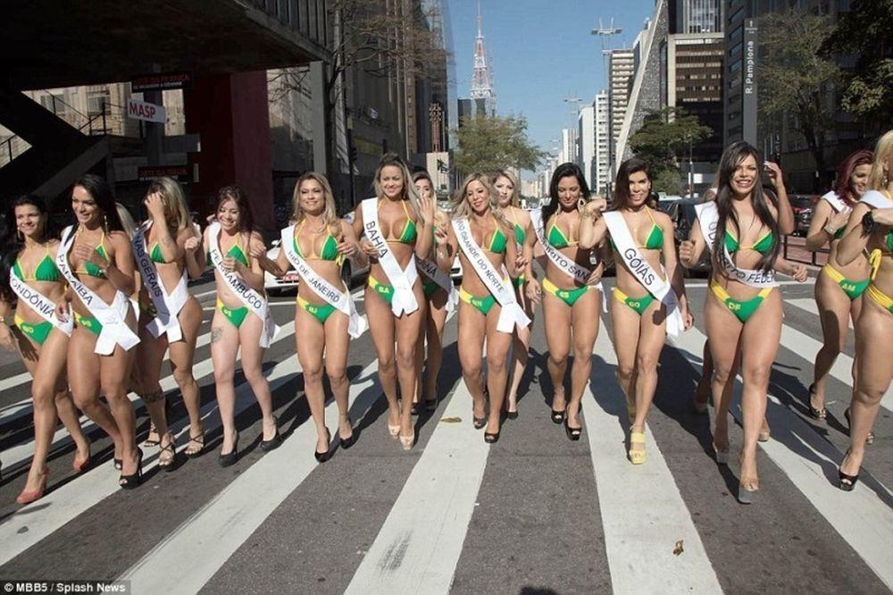 Δεκάδες μοντέλα «βύθισαν» τη Βραζιλία! (photos)