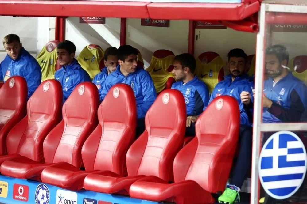 Αυτός θα κάτσει στον πάγκο της Εθνικής!