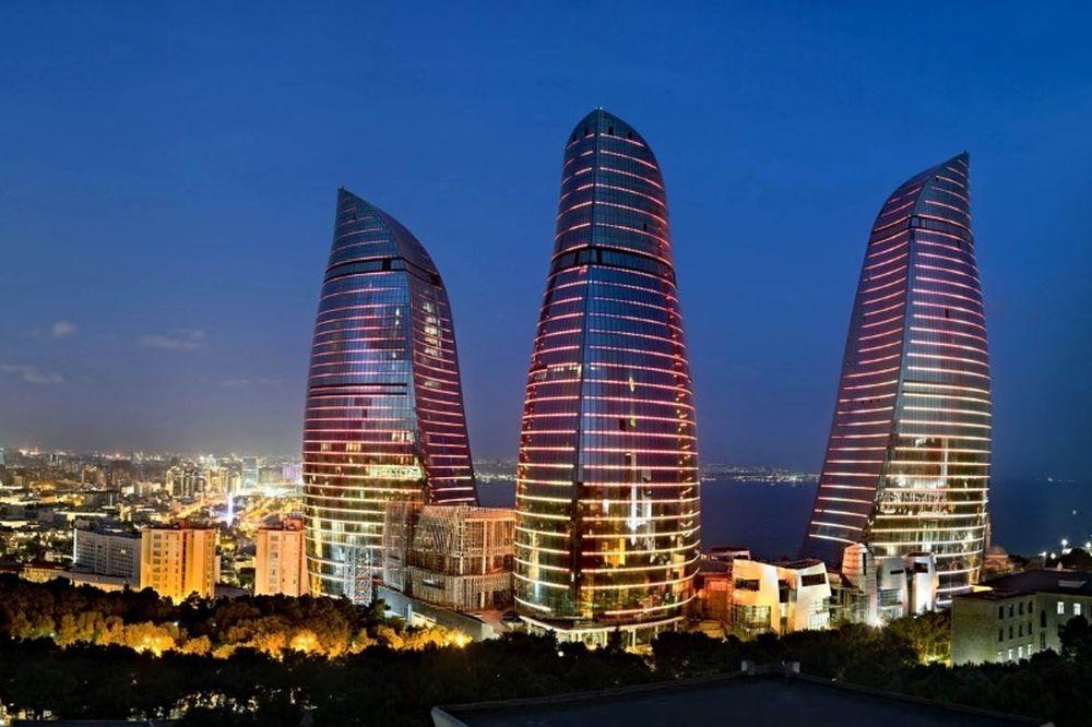 Αζερμπαϊτζάν, η χώρα της φωτιάς! (photos)