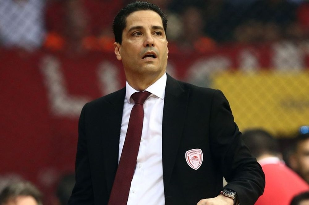 Σφαιρόπουλος: «Θα δώσουμε τον καλύτερό μας εαυτό»