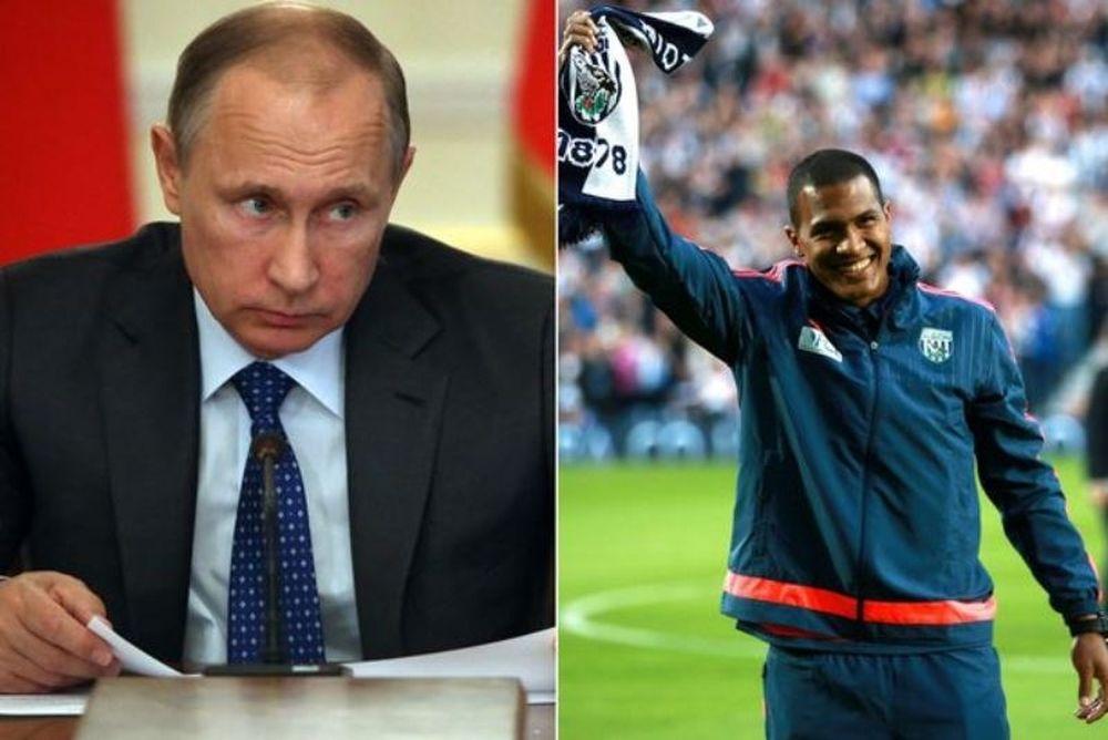 Ο Πούτιν έκανε την… μεταγραφή του Ρονδόν στην Γουέστ Μπρομ!