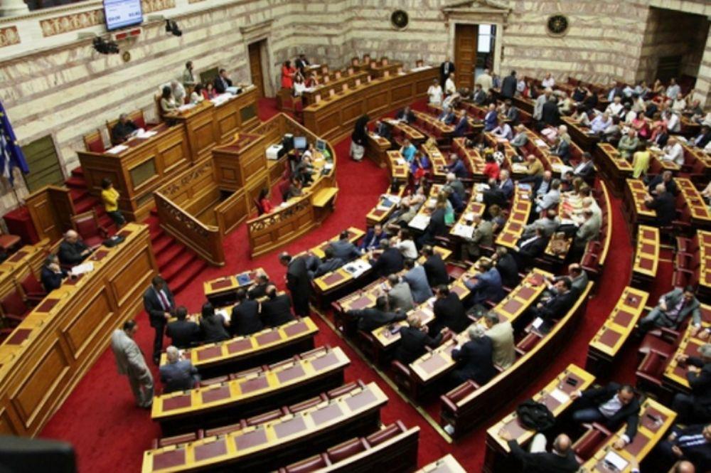 Σήμερα στην Oλομέλεια της Βουλής το Μνημόνιο 3