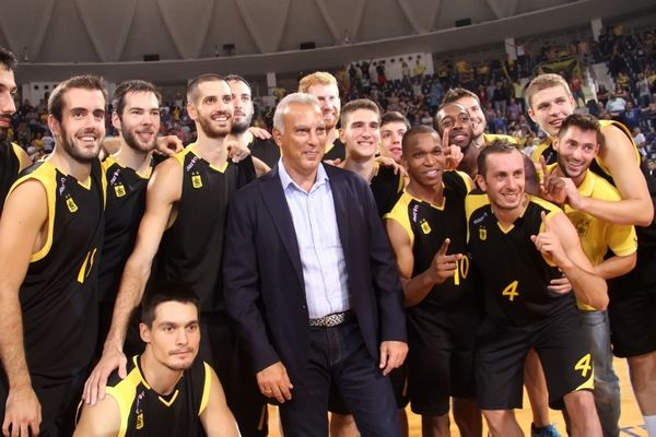 Nick Galis Cup 2015: Έρχεται και η Ολίμπια