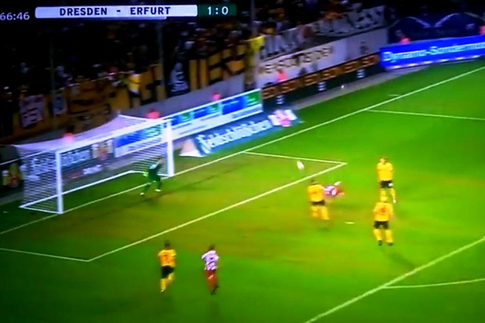 Το γκολ της χρονιάς στη Γ' Γερμανίας (video)