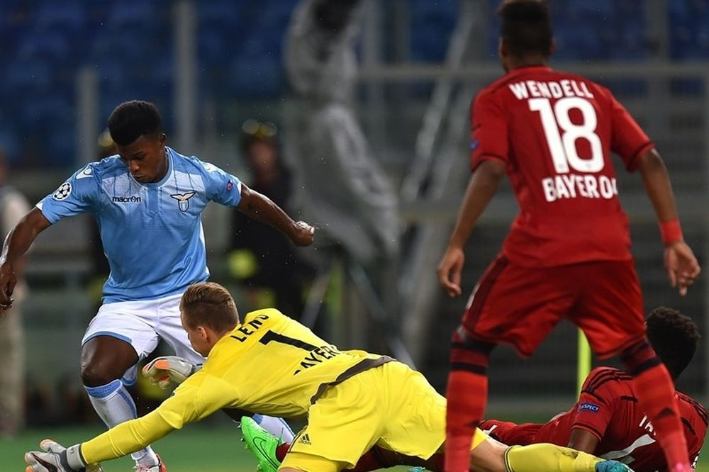 Λάτσιο - Λεβερκούζεν 1-0: Η δύναμη της έδρας (video)