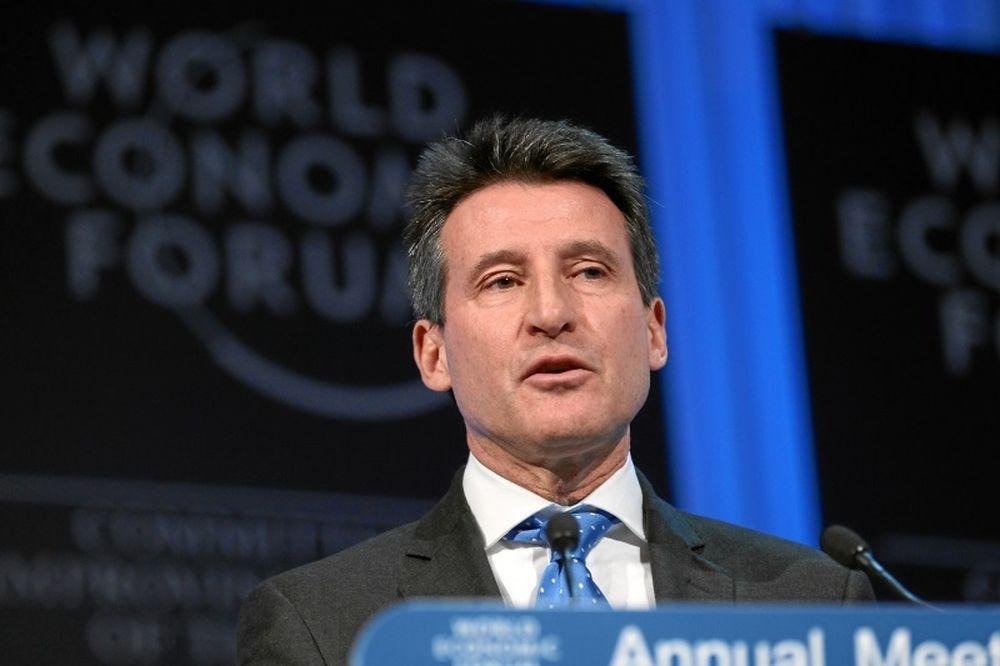 Ο Κόου νέος πρόεδρος της IAAF! (photos)