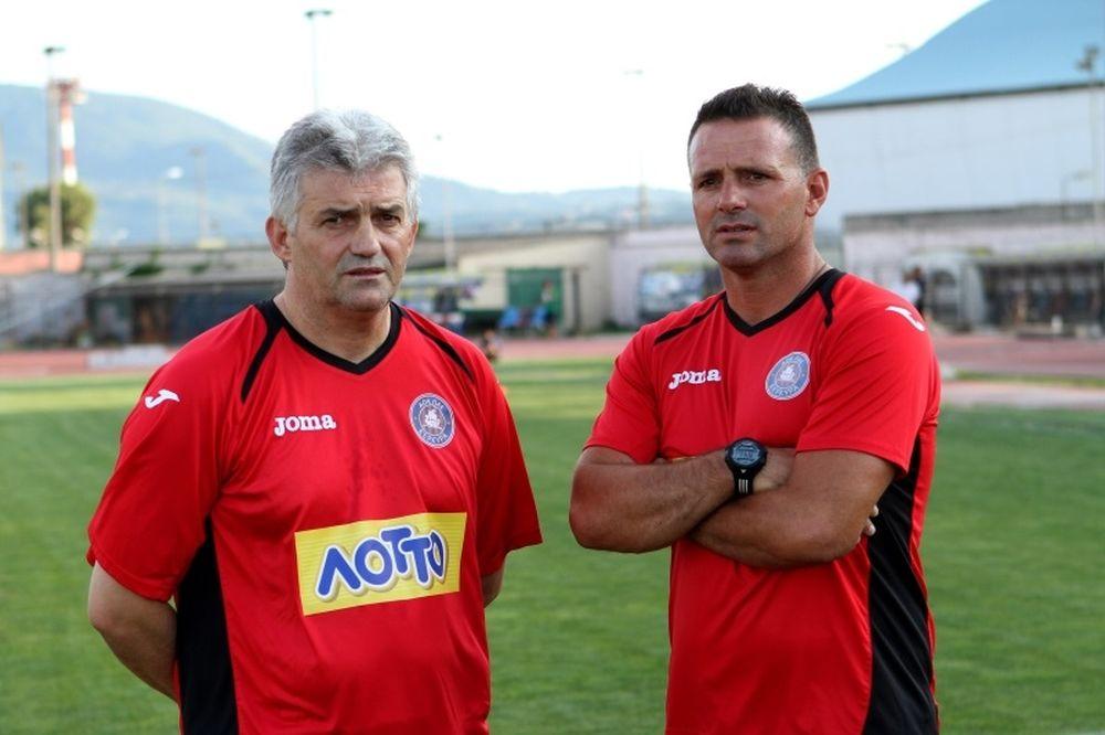 Παρελθόν ο Τσιώλης, πλάνο Football League στην Κέρκυρα