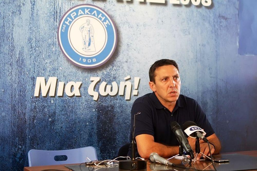 Παπαδόπουλος: «Με σταθερότητα και ρεαλισμό στη Σούπερ Λίγκα»