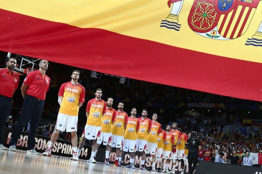 Η τελική 12άδα της Ισπανίας