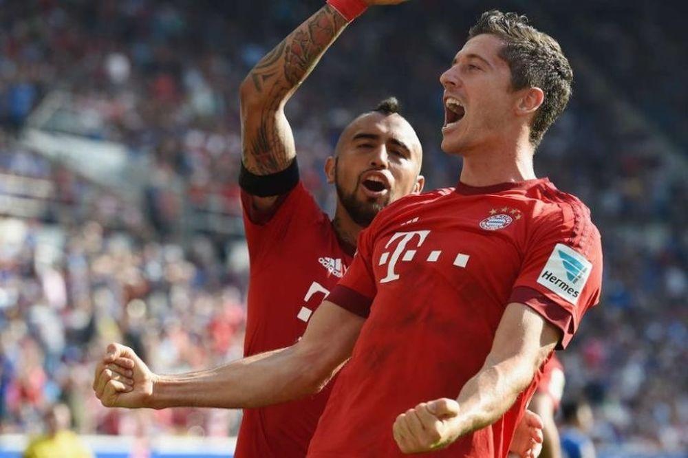 Bundesliga: Ρεκόρ η Χόφενχαϊμ, νίκη η Μπάγερν!