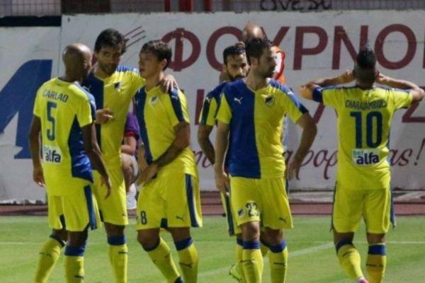Κύπρος: Πεντάρες για ΑΠΟΕΛ, Ομόνοια!