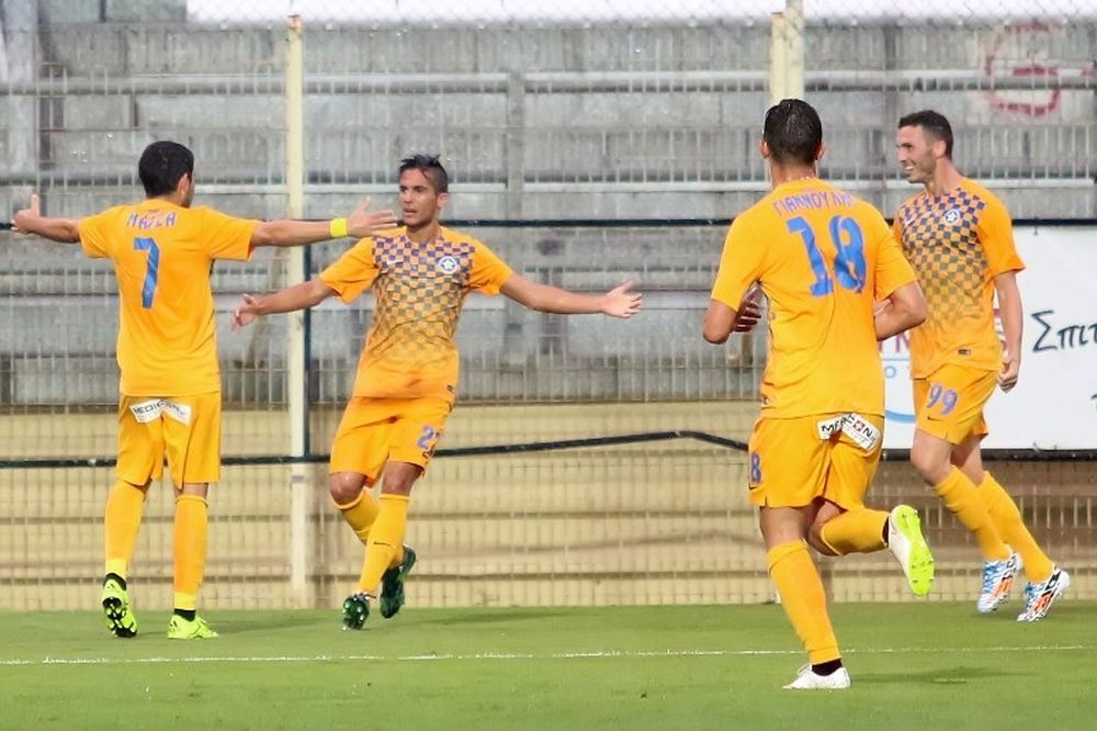 Πανθρακικός - Αστέρας Τρίπολης 0-2: Τα γκολ και οι καλύτερες φάσεις (video)
