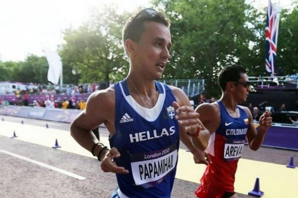 Παγκόσμιο Πρωτάθλημα Στίβου: 26ος ο Παπαμιχαήλ