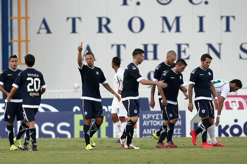 Ατρόμητος - Λεβαδειακός 1-0: Το γκολ και οι καλύτερες φάσεις του αγώνα (video)