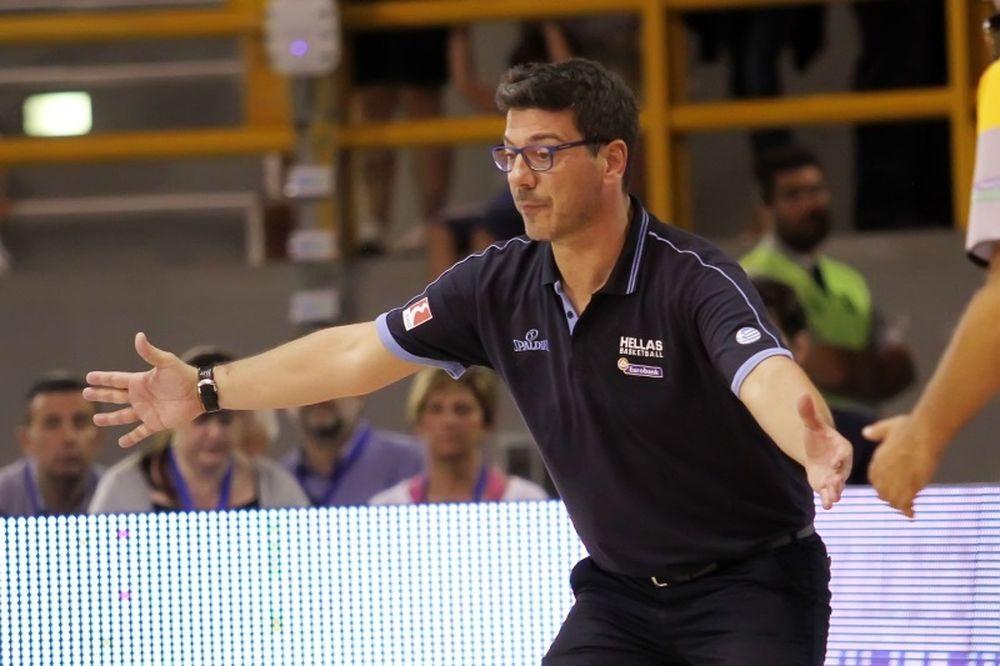 Ποιος Σπανούλης; Με Φορτούνη στο Eurobasket!