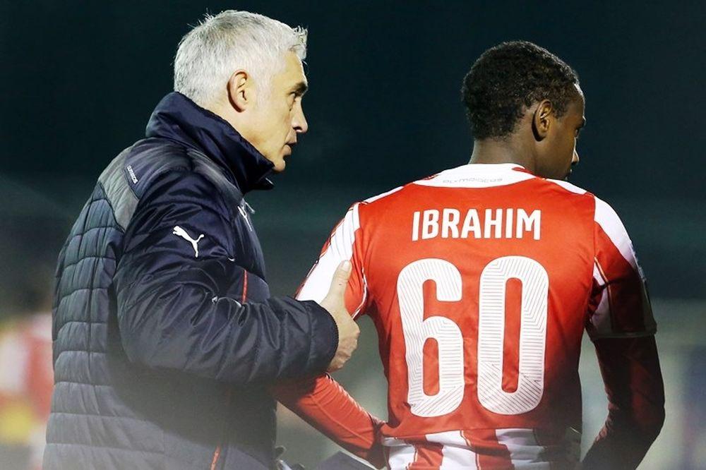 Ανακοινώθηκε ο Ιμπραΐμ!