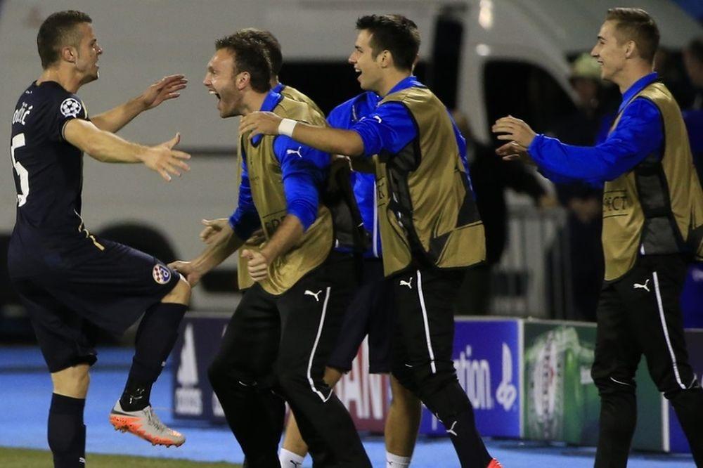 Ντιναμό Ζάγκρεμπ - Σκεντέρμπεου 4-1: Τα γκολ του αγώνα (video)