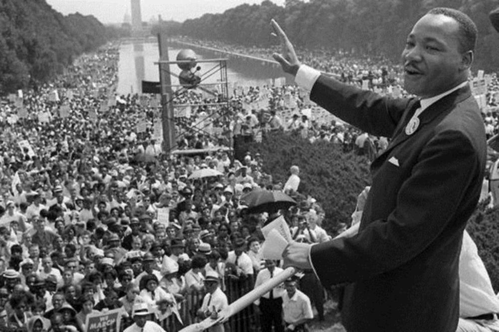 Σαν σήμερα 1963 ο Μάρτιν Λούθερ Κινγκ «είχε ένα όνειρο»...