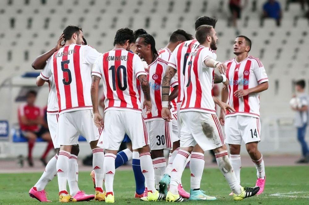 Λεβαδειακός – Ολυμπιακός 0-2: Τα γκολ του αγώνα (video)