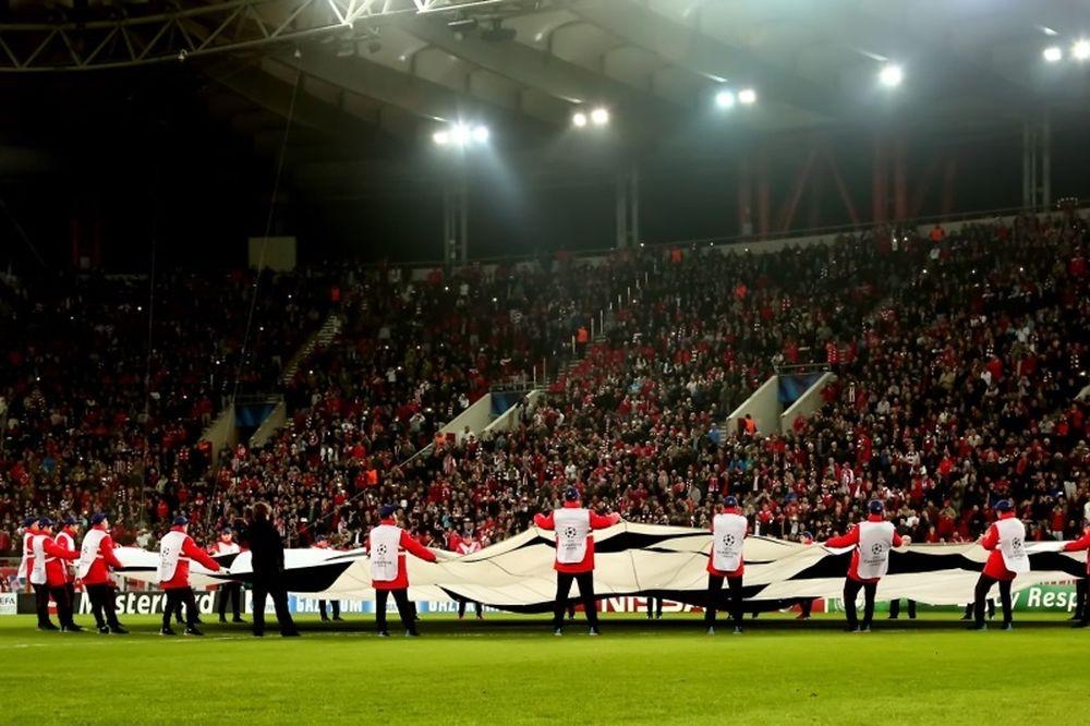 Στο Europa League ο Ολυμπιακός! (photo)
