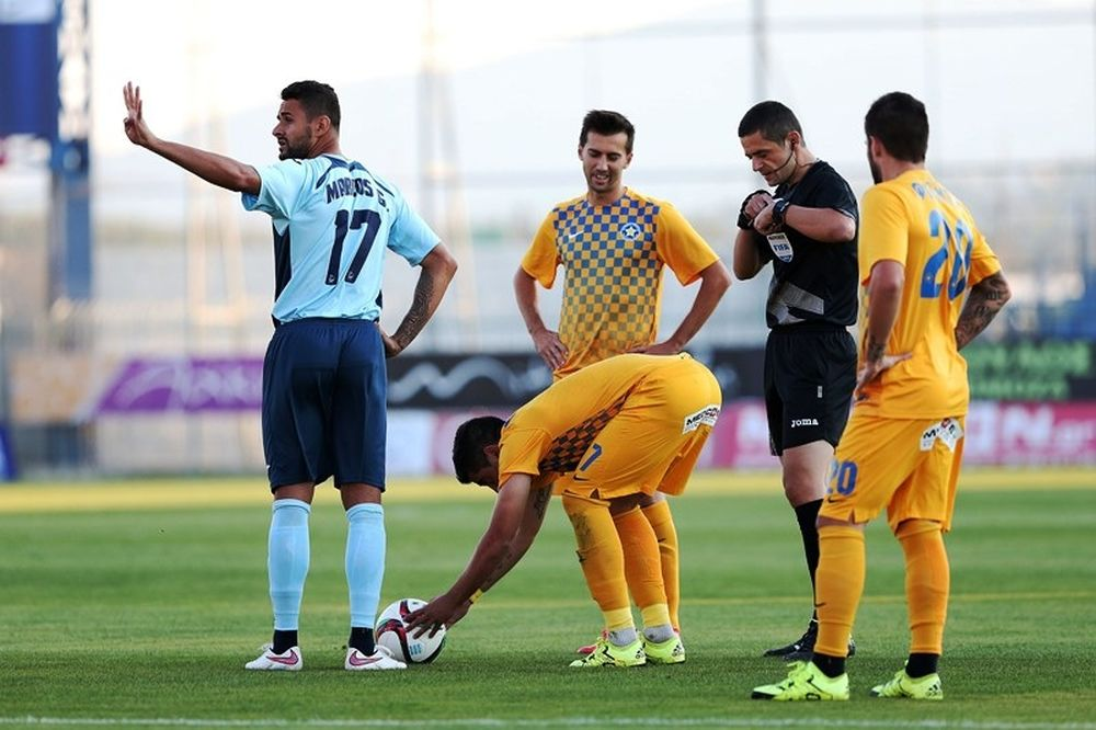 Αστέρας Τρίπολης – Παναιτωλικός 0-2: Τα στιγμιότυπα του αγώνα (video)