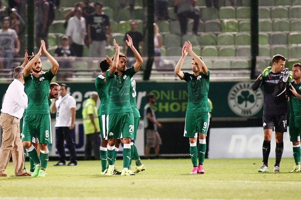 Παναθηναϊκός – Καλλονή 4-0: Τα γκολ του αγώνα (video)