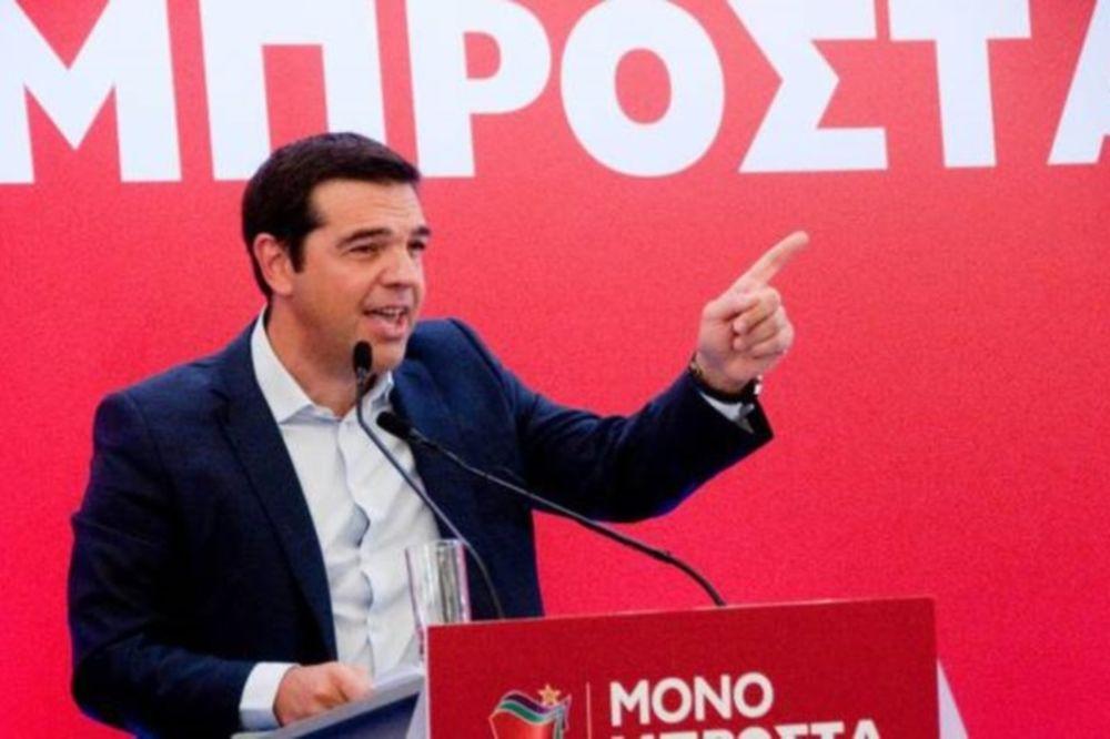 Τσίπρας: Δώσαμε τη δυνατότητα να εκφράσει το «γαμώτο» του ο ελληνικός λαός