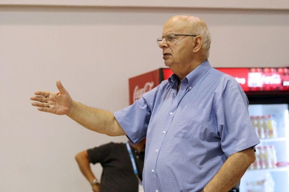 Βασιλακόπουλος: «Θα είμαι ξανά υποψήφιος»