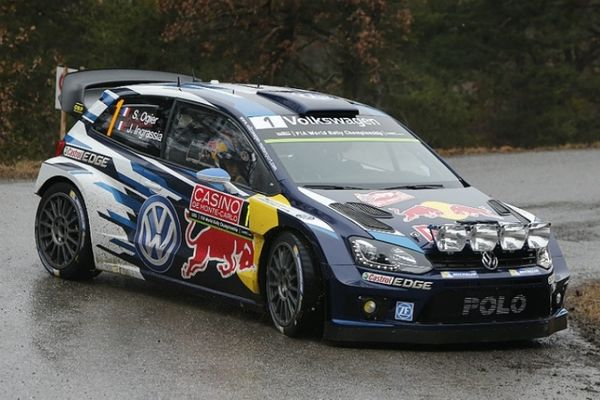 WRC: Τρίτος συνεχόμενος τίτλος για Οζιέ!