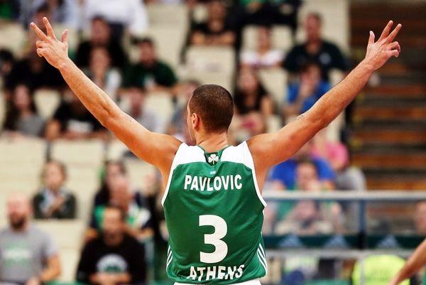 Πάβλοβιτς: «Για το καλύτερο με Μπαρτσελόνα»