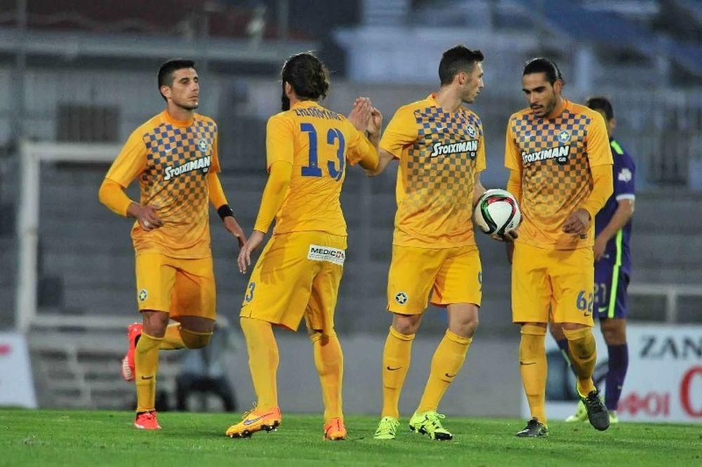 ΠΑΣ Γιάννινα - Αστέρας Τρίπολης 1-2: Αστέρι ήταν ο Γιάννου!