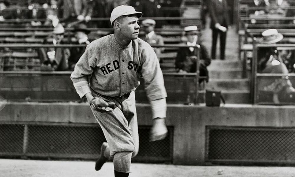 George Herman Ruth: O «Μπέμπης» του Baseball (photos+videos)