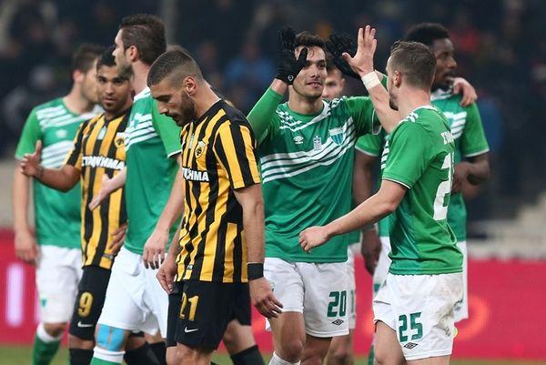 ΑΕΚ - Λεβαδειακός 1-2: Τα γκολ του αγώνα (video)