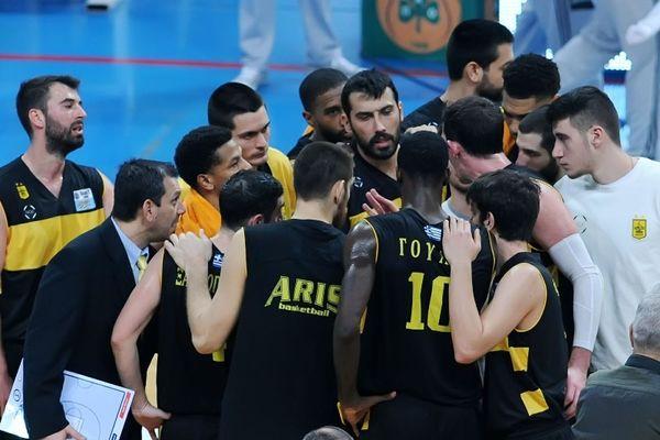Basket League: Ο Άρης και οι... τελικοί παραμονής