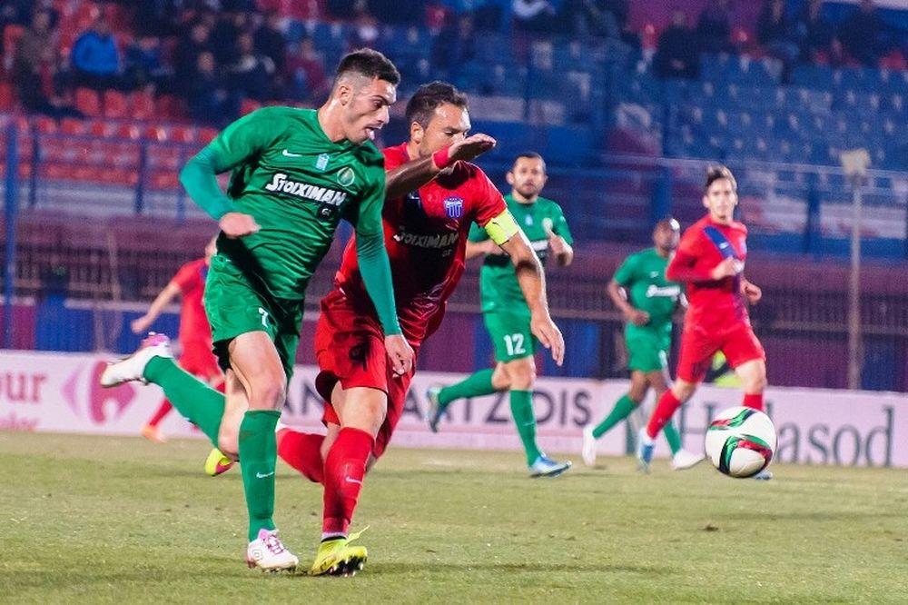 Βέροια – Πανθρακικός 0-0: Τα highlights του αγώνα (video)