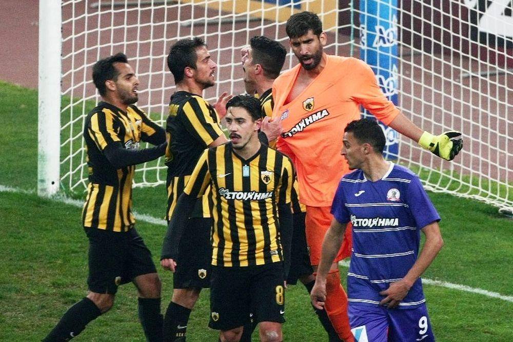 ΑΕΚ – Ξάνθη 2-1: Τα highlights του αγώνα (video)