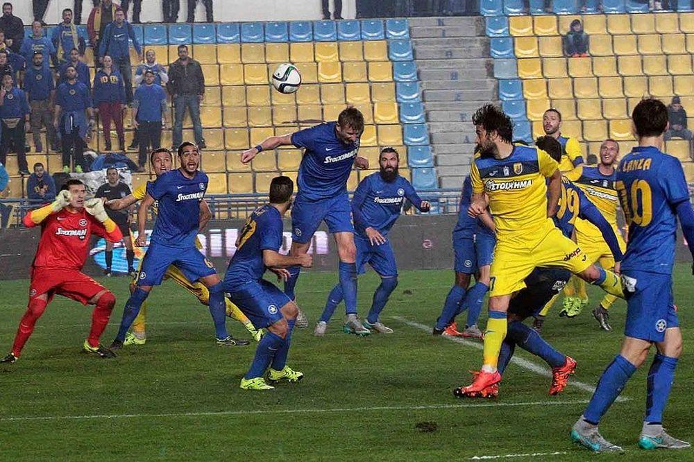 Παναιτωλικός - Αστέρας Τρίπολης 2-1: Η ανάσα και η... κατρακύλα