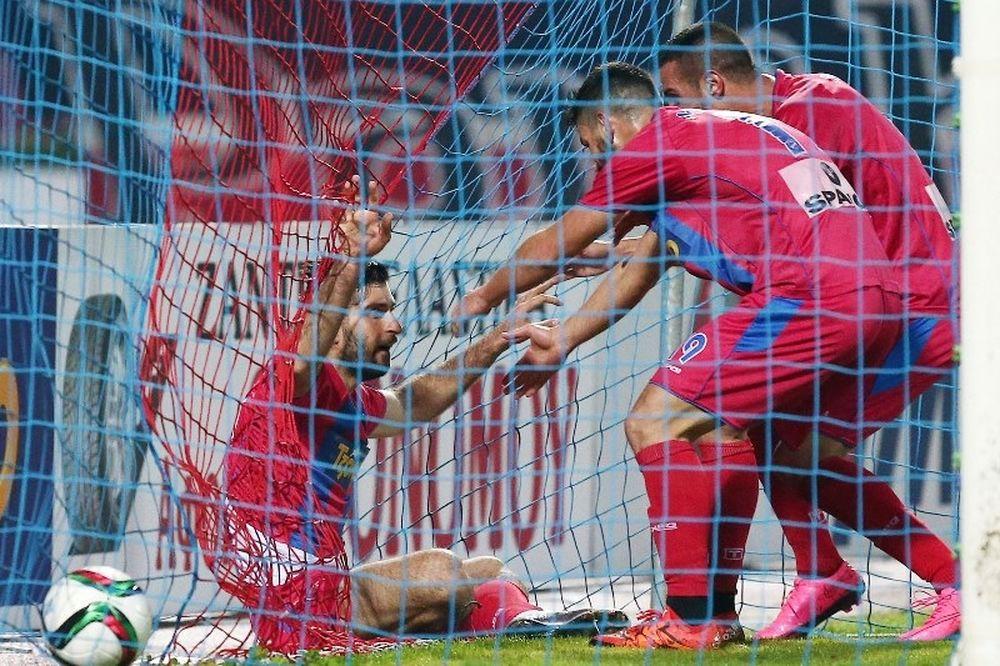 Πανιώνιος - Ηρακλής 1-0: Το γκολ του αγώνα (video)