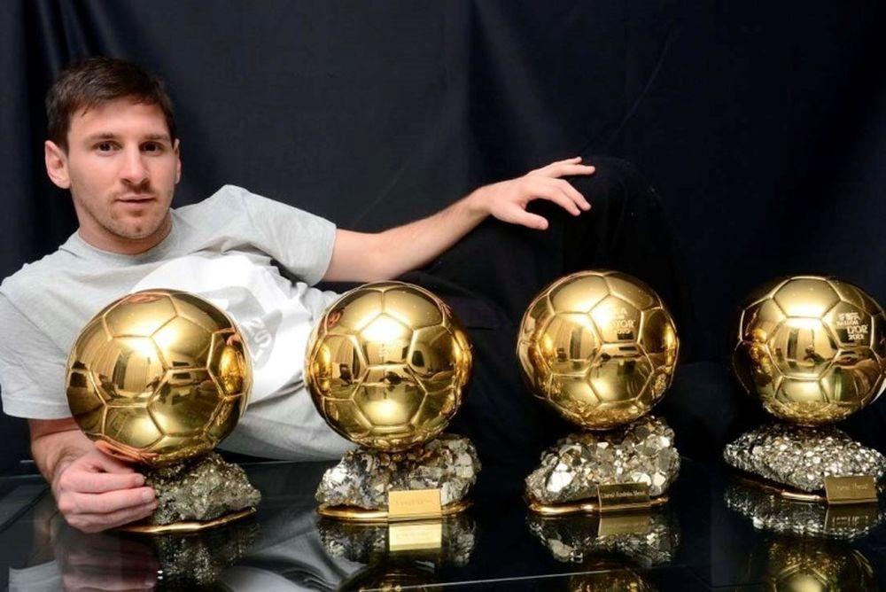 Ο Μέσι, ο Ρονάλντο και οι υπόλοιποι «Χρυσοθήρες» (photos)